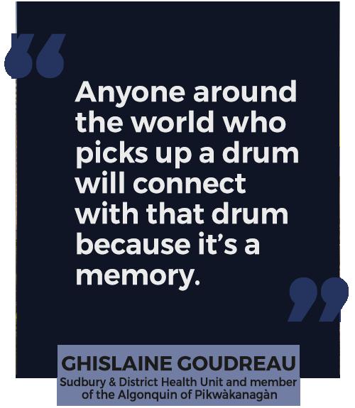 When Women Drum | Indigenous Land, Urban Stories