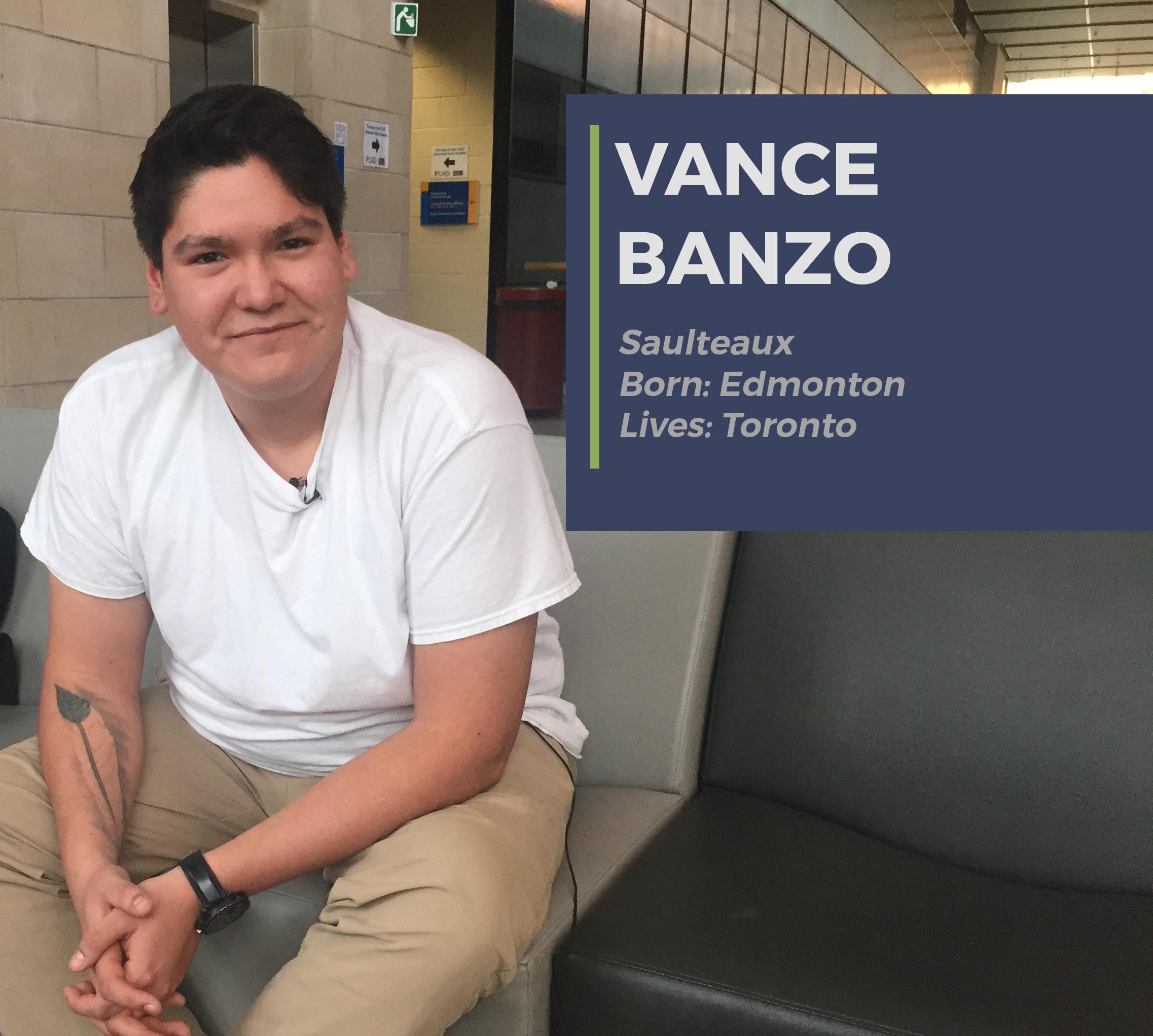 image of vance banzo
